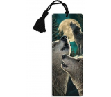 Prime3D bookmark - Wolf Song 5.7 x 15.3 cm