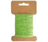 Bait paper green width 2 cm, 10 m
