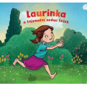 Albi Name book Laurinka and the secret of seven dots 15 x 15 cm 26 pages