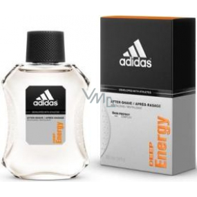 Adidas Deep Energy After Shave 50 ml