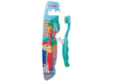 Abella Buddy Kids Medium Toothbrush Different Colors For Kids 1 Piece