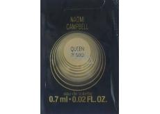 Naomi Campbell Queen of Gold toaletní voda pro ženy 0,7 ml, Vialka