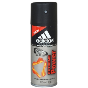 Adidas Cool & Dry 48h Extreme Power antiperspirant deodorant spray for men 150 ml