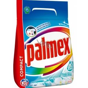 Palmex 2in1 Fresh Lily & White Calla washing powder 20 doses of 1.5 kg