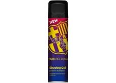 EP Line FC Barcelona shaving gel for men 200 ml