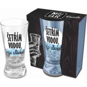 Albi Můj Bar A shot I save water, I drink alcohol 50 ml