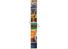Disney Cars Cars Wrapping paper Blue-yellow-green-red 70 x 200 cm