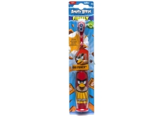 Angry Birds Turbo měkký elektrický zubní kartáček