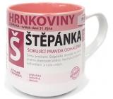 Nekupto Hrnkoviny Mug with the name Štěpánka