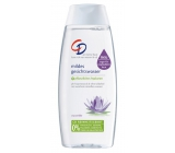 CD Wasserlilie - Water lily cleansing lotion with hyaluronic acid and light fresh fragrance for very sensitive skin 150 ml