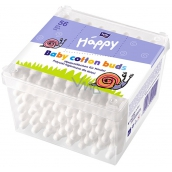 Bella Happy Baby 100% natural cotton cotton sticks 56 pieces