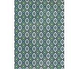 Nekupto Gift kraft bag medium 29 x 22 x 10 cm Green