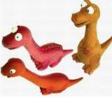 Tatrapet Latex Dinosaur roaring toy for dogs 23 - 30.5 cm