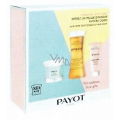 Payot Hydra 24+ Glacée Day Cream 50 ml + Hydra 24 Corps Body Lotion 25 ml + Huile de Douche Relaxante Relaxing Shower Oil 125 ml, cosmetic set