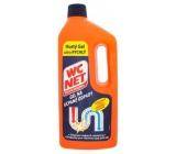 Wc Net Professional gel na ucpané odpady 1 l