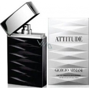 Giorgio Armani Attitude toaletní voda pro muže 50 ml