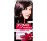Garnier Color Sensation barva na vlasy 3.0 Tmavě hnědá