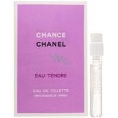 Chanel Chance Eau Tendre toaletní voda pro ženy 2 ml s rozprašovačem, Vialka