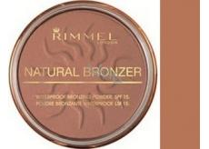 Rimmel London Natural Bronzer powder 022 Sun Bronze 14 g