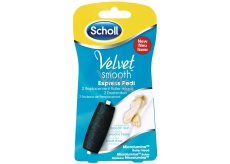 Scholl Velvet Smooth Express Pedi spare rollers 2 pieces