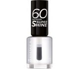 Rimmel London 60 Seconds Super Shine Nail Polish nail polish 740 Clear 8 ml