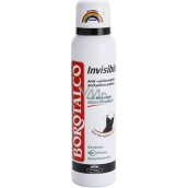 Borotalco Invisible antiperspirant deodorant spray unisex 150 ml