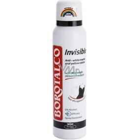 Borotalco Invisible antiperspirant deodorant sprej unisex 150 ml