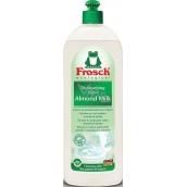 Frosch Eko Almond Milk Balzám na mytí nádobí mandlové mléko 750 ml