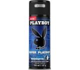 Playboy Super Playboy for Him SkinTouch deodorant spray for men 150 ml