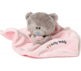 Me to You Teddy Tiny Tatty Teddy Teddy bear with teddy bear pink 22 x 18 cm