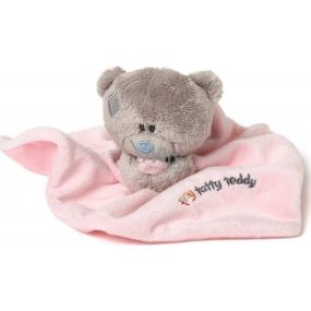 Me to You Teddy Tiny Tatty Teddy Teddy bear with teddy bear pink 22 x 18 cm