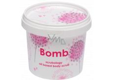 Bomb Cosmetics Peelingologie - Scrubology Přírodní sprchový tělový peeling 365 ml