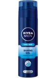 Nivea Men Cool Kick gel na holení 200 ml