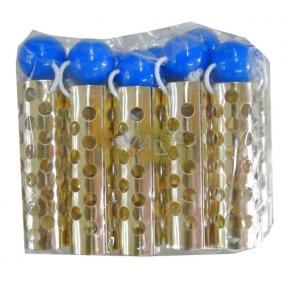 Natáčka kovová s kuličkou střední 18 mm, 10 kusů
