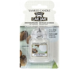 Yankee fragrant car tag Shea Butter 8106