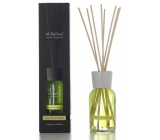 Millefiori Milano Natural Fiori D'Orchidea - Orchid Flowers Diffuser 500 ml + 12 stalks 35 cm long in large spaces last 6-7 months