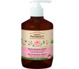 Green Pharmacy tek.krém. soap musk rose and cotton 460ml- omlazujic 7852
