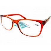 Berkeley Reading glasses +1.5 plastic red 1 piece MC2194