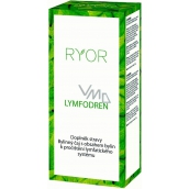 Ryor Lymfodren herbal tea infusion bags box of 20 pieces