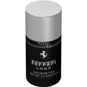 Ferrari Uomo deodorant stick pro muže 75 ml
