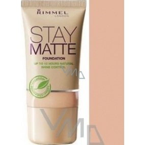 Rimmel London Stay Matte Makeup 201 Classic Beige 30 ml