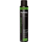 Syoss Anti-Grease suchý šampon pro rychle se mastící vlasy 200 ml