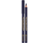Dermacol 12h True Color Eyeliner wooden eye pencil 07 Gray 2 g
