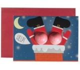Bomb Cosmetics Sparkling Wishes Help Santo Christmas wish