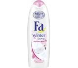 Fa Winter Love Coconut Kiss sprchový gel 250 ml