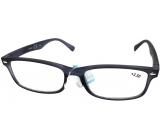 Berkeley Čtecí dioptrické brýle +2,5 černé mat 1 kus MC2 ER4040