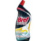 Bref 10x Effect Power gel Anti Rust Citrus liquid toilet cleaner against rust 700 ml
