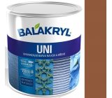 Balakryl Uni Mat 0225 Light brown universal paint for metal and wood 700 g