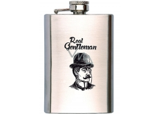 Bohemia Gifts & Cosmetics Gentleman stainless steel scratch plate 200 ml