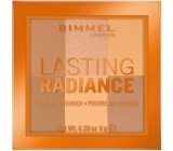 Rimmel London Lasting Radiance Powder 002 Honeycomb 8 g